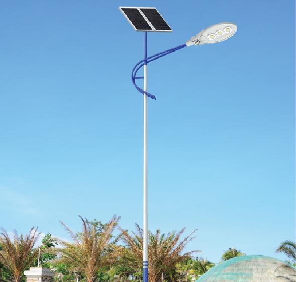 太阳能led高杆灯