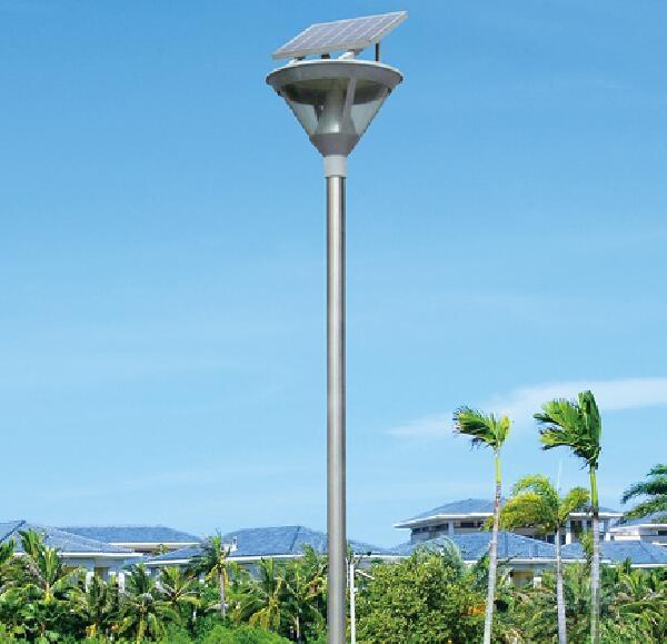 led太阳能高杆灯
